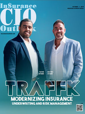 Traffk: Modernizing Insurance Underwriting and Risk Management